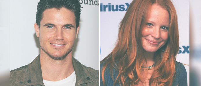 Is Fox Eyeing an X-Files Spinoff Starring Robbie Amell and Lauren Ambrose?