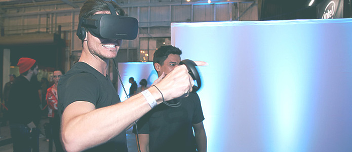 Photos: Alienware Hosts Virtual Reality And Gaming VIP Party During E3