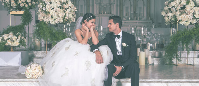 Photos: Robbie + Italia's Wedding