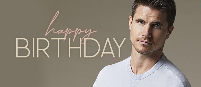 Happy Birthday Robbie!