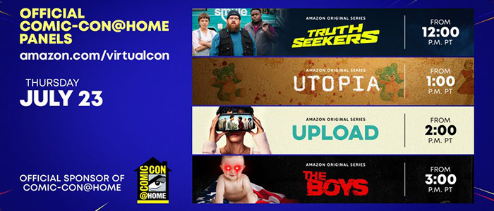 'Upload' will be part of Comic-Con @ Home